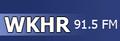 WKHR 91.5 FM logo.png