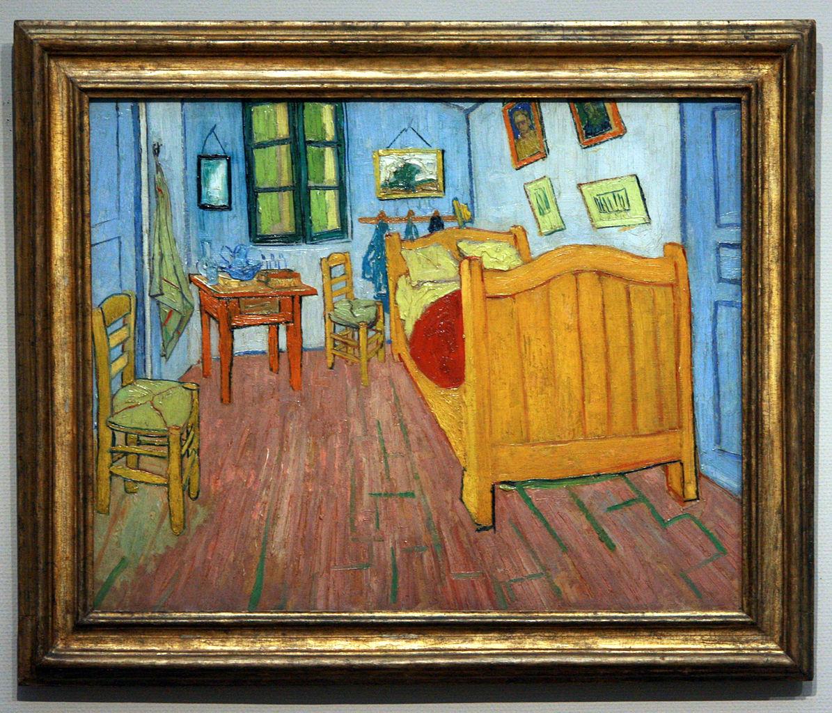 u0645u0644u0641:WLANL - Techdiva 1.0 - De slaapkamer, Vincent van Gogh (1888 ...