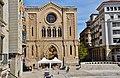 WLM14ES - Esglèsia i Plaça de Sant Joan, Lleida - MARIA ROSA FERRE.jpg