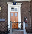 WLM - RuudMorijn - blocked by Flickr - - DSC 0186 Bestuursgebouw detail (voormalig raadhuis), Raadhuisstraat 5, Hooge Zwaluwe, rm 22206.jpg