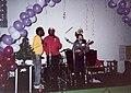 WWOZ Party December 1990 at Cafe Brasil, New Orleans - Gospel Number.jpg