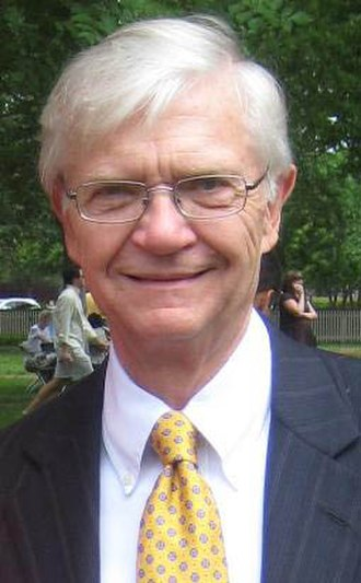College of William & Mary - Former president W. Taylor Reveley III
