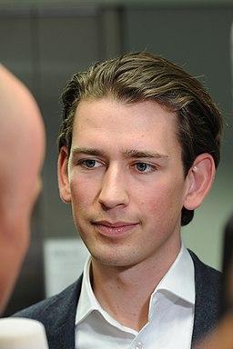 WahlNÖ2013 Sebastian Kurz 4963