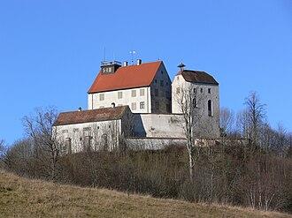 House of Waldburg - Image: Waldburg Burg 2009