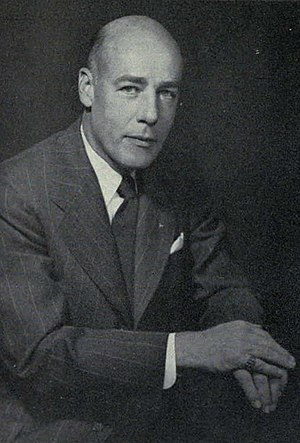 Walter B. Rea - Rea from the 1949 Michiganensian