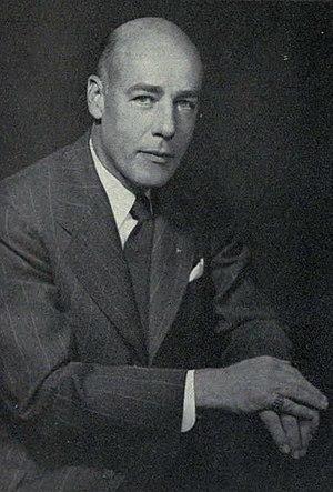 Walter B. Rea - Rea from the 1949 Michiganensian