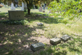 Walter W. Law Sr. and family graves 01.png