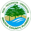 Official seal of Walton County
