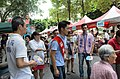 Wan-An Jiang Talking with Futai Village Neighbors 20150613b.jpg