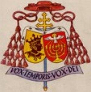 Michael von Faulhaber - Image: Wappen Michael Faulhaber