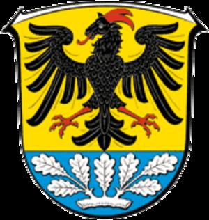 Gemünden (Felda) - Image: Wappen Gemünden (Felda)