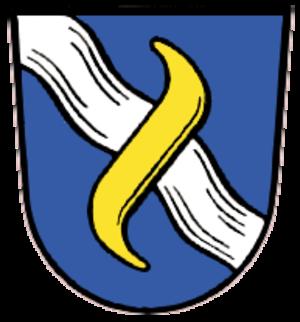 Aidenbach - Image: Wappen von Aidenbach