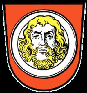 Nandlstadt - Image: Wappen von Nandlstadt