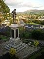 War Memorial, Clitheroe Castle - geograph.org.uk - 1521995.jpg