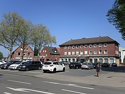 Wilhelmsplatz in Warendorf