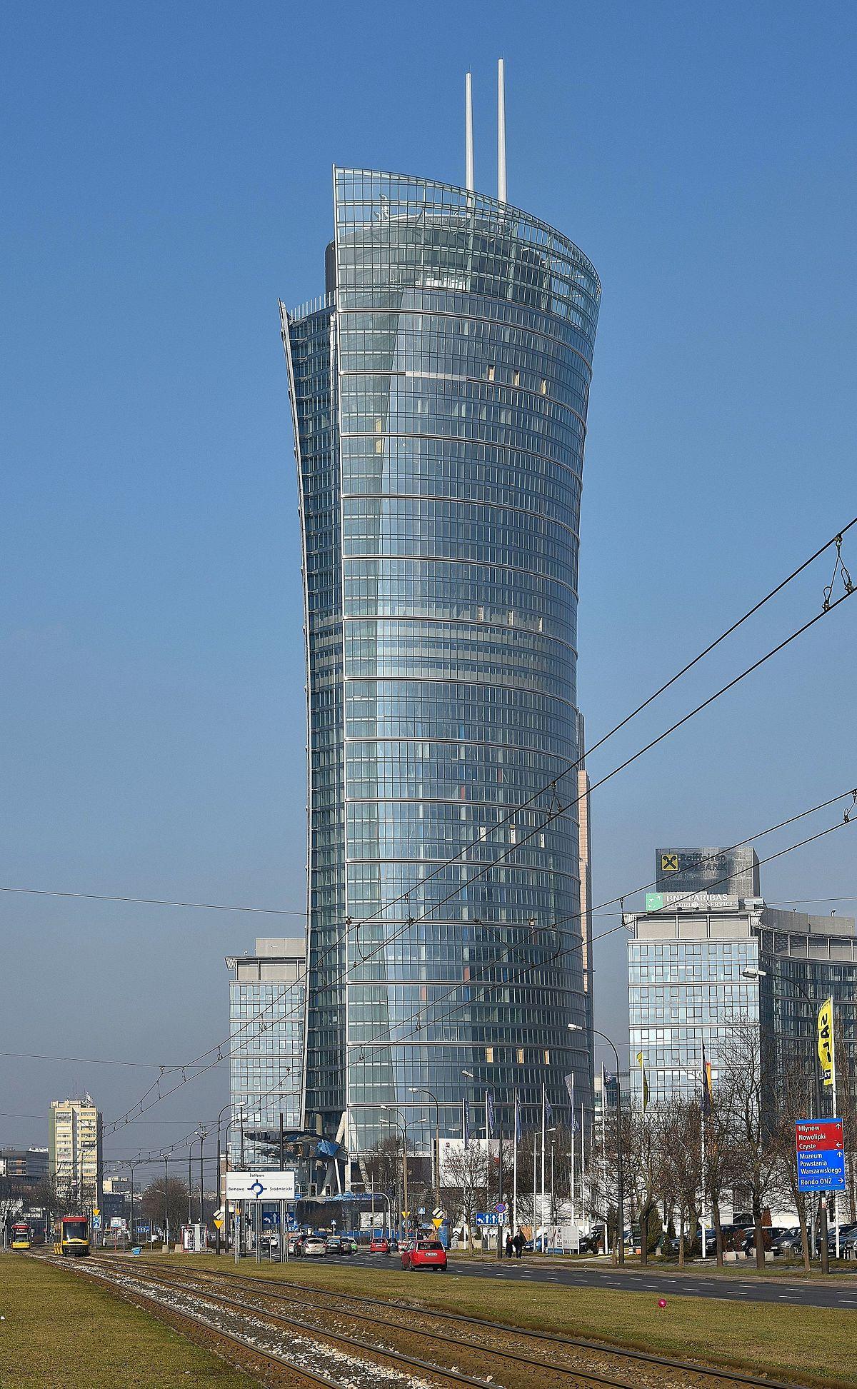Spire Buildings London