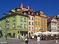 Warszawa, Plac Zamkowy 1-13 - fotopolska.eu (340497).jpg