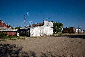 Warwick, North Dakota - Warwick, North Dakota