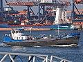 Waterboot 12 (ship, 1955) ENI 02314461 Yangtze kanaal pic3.JPG