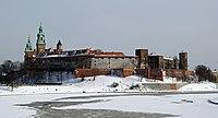 Wawel hill, Old Town, Krakow, Poland.JPG