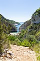 Way to Stiniva Bay on Vis island, Croatia (48693845591).jpg