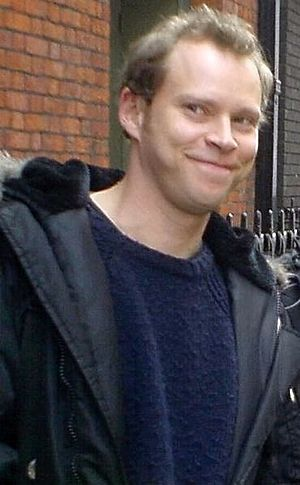 Robert Webb - Webb in 2007