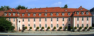 Charlotte von Stein - Charlotte von Stein′s house in Weimar