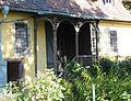 Weimar Goethehaus@Eingang Gartenseite.JPG