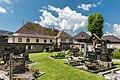 Weitensfeld Altenmarkt Wehrfriedhof SW-Ecke mit Kruzifix 13062017 9365.jpg