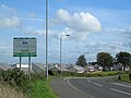 Welcome to Ayr - geograph.org.uk - 249785.jpg