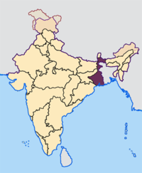 West Bengal in India.png