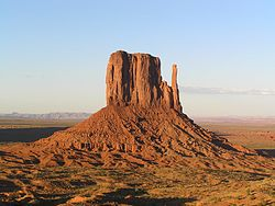 West Mitten Butte in Monument Valley.jpg