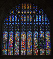 West window in Cathedral, Chester straight.jpg