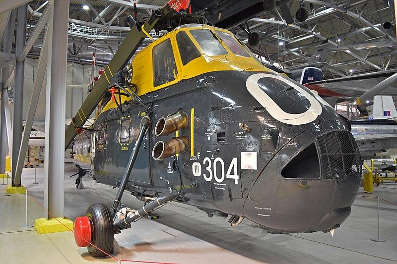 File:Westland Wessex HAS.1 'XS863 - R-304' (40230833411).jpg