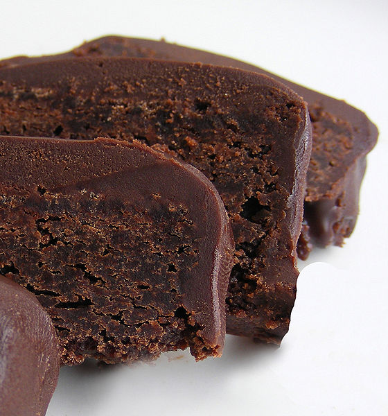 File:Whiskey Chocolate Cake brownie slices.jpg - Wikimedia Commons