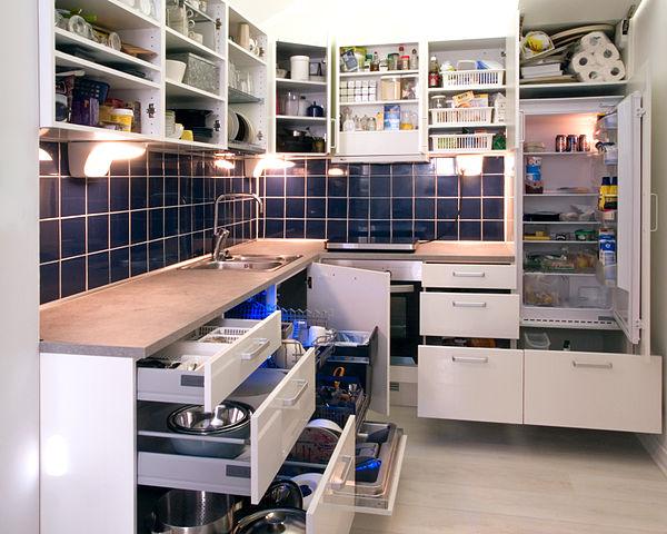 Handicap Kitchen Cabinets