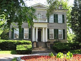 MacNab Street (Hamilton, Ontario) - Whitehern Museum