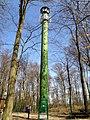 Wieża przeciwpożarowa - obserwacyjna koło Zielonczyna - panoramio.jpg