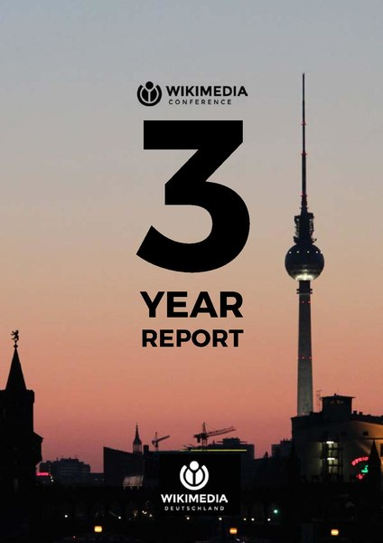 File:Wikimedia Conference 2015 to 2017 Report.pdf