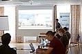 Wikimedia Hackathon Vienna 2017-05-19 Fantastic MediaWikis 008.jpg