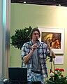 Wikipedia at leipzig book fair 2008-03.jpg