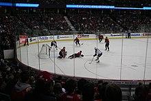 Wild @ Calgary Flames 12 dicembre 2006