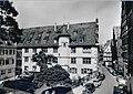 Wilhelmsstift von Westen, Collegiumsgasse (AK 541G95 Gebr. Metz).jpg