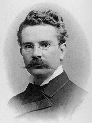 William Black (novelist) - William Black, c1890s