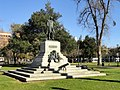 William McKinley statue, San Jose, California - DSC03822.JPG