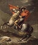 Willmes nach David - Napoleon überquert den Großen St. Bernhard.jpg