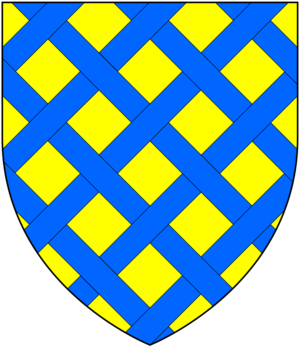 Baron Willoughby de Eresby - The Ancient Arms of Willoughby (bef. 1300 - c.1349)