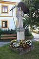 Windigsteig, Figurenbildstock hl. Felix von Cantalice.jpg