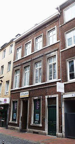 Wirichsbongardstraße in Aachen