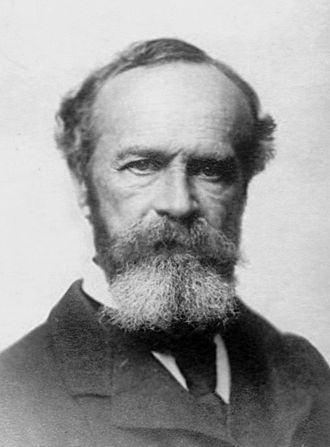 Reincarnation - American psychologist and philosopher William James (1842–1910) was an early psychical researcher.